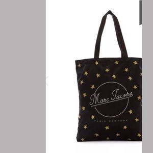 4bda0a1a76398 Marc By Marc Jacobs Bags - Marc Jacob printed star packable shopper Hand Bag